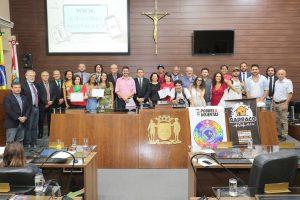 Homenagem ao Jornalismo Independente de Florianópolis