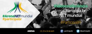 A #ArenaNETMundial foi ótima!