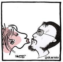 Um beijo para Laerte