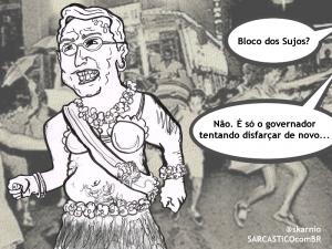 Bloco dos Sujos 2013