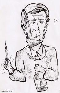 George Bush e seus vícios