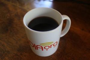 Comemorando o Dia Internacional do Café em grande estilo!
