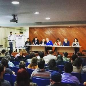 Impressões do debate de políticas culturais com os candidatos à prefeitura de Floripa