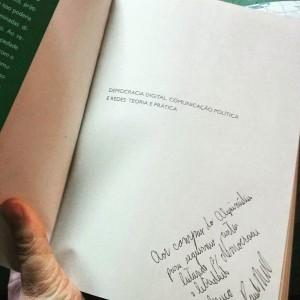 Livro Democracia Digital, Comunicação Política e Redes: Teoria e Prática