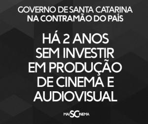 Movimento maiSCinema entrega Carta Aberta a ao Governador de Santa Catarina