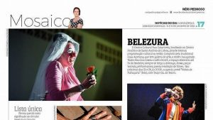 Pela volta da Coluna de Néri Pedroso e do Caderno Plural do Jornal Notícias do Dia!