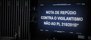 ALERTA: PL que ataca a privacidade na rede avança. Todos contra o #PLespião!