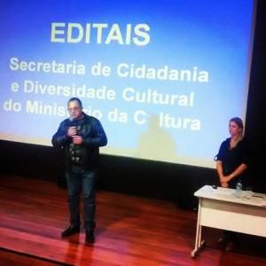 Santa Catarina terá Regional própria do Ministério da Cultura!