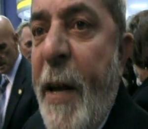 Entrevista com Lula no Fisl 10