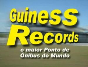 Guiness Records – O maior Ponto de Ônibus do Mundo