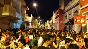 Agora, no centro de Floripa: Carnavalzinho da Salão 2015!