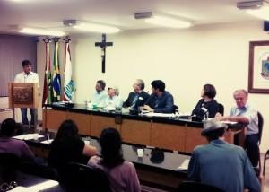 Audiência pública sobre o Fundo Municipal de Cultura de Florianópolis